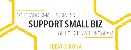 Corona Email Header - Small Biz