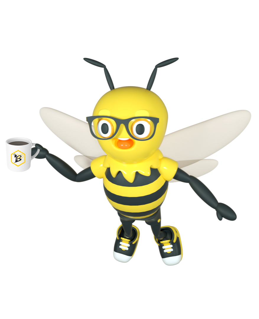 Buzzy with Coffee-2