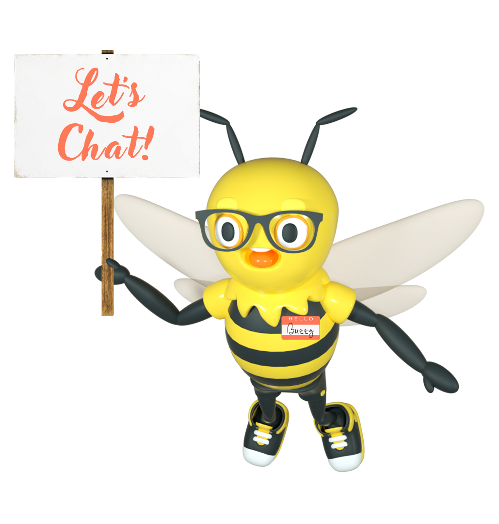 Buzzy Lets Chat copy
