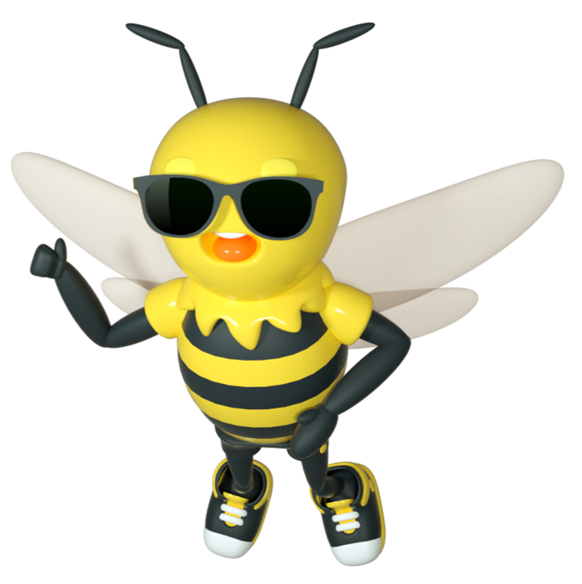 Buzzy Thumbs Up Sunglasses-1