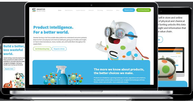 Smarter Sorting Website